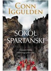 Sokół spartański - okładka książki