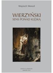 Wierzyński. Sens ponad klęską - okładka książki