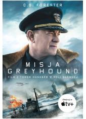 Misja Greyhound - okładka książki