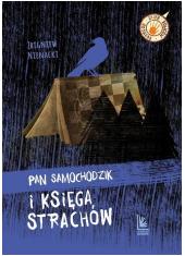 Pan Samochodzik i księga strachów - okładka książki