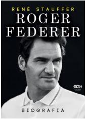 Roger Federer. Biografia - okładka książki