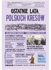 Ostatnie lata polskich Kresów - okładka książki