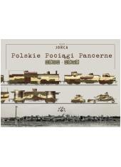 Polskie pociągi pancerne 1921-1939 - okładka książki