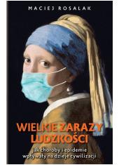 Wielkie zarazy ludzkości - okładka książki