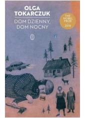 Dom dzienny dom nocny - okładka książki