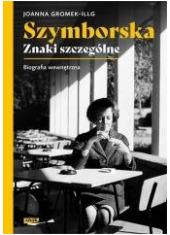 Szymborska. Znaki szczególne - okładka książki