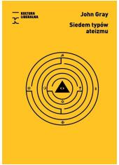 Siedem typów ateizmu - okładka książki