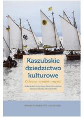 Kaszubskie dziedzictwo kulturowe. - okładka książki