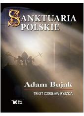 Sanktuaria polskie - okładka książki