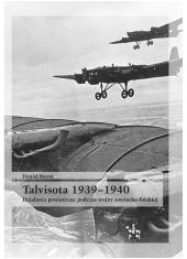 Talvisota 1939-1940. Działania - okładka książki