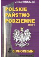 Polskie państwo podziemne cz. 6 - okładka książki