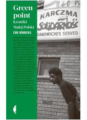 Greenpoint. Kroniki Małej Polski - okładka książki
