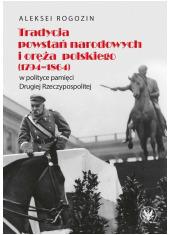 Tradycja powstań narodowych i oręża - okładka książki