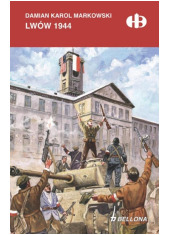 Lwów 1944 - okładka książki
