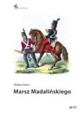 Marsz Madalińskiego - okładka książki