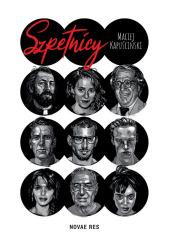 Szpetnicy - okładka książki