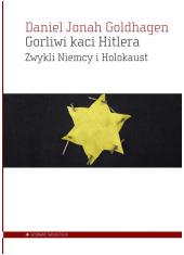 Gorliwi kaci Hitlera. Zwykli Niemcy - okładka książki