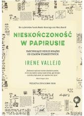 Nieskończoność w papirusie. Fascynujące - okładka książki