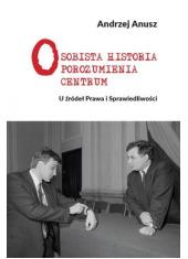Osobista Historia Porozumienia - okładka książki