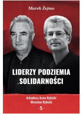 Liderzy Podziemia Solidarności - okładka książki